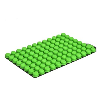 TPE Push Cap Capcluster, Light Green