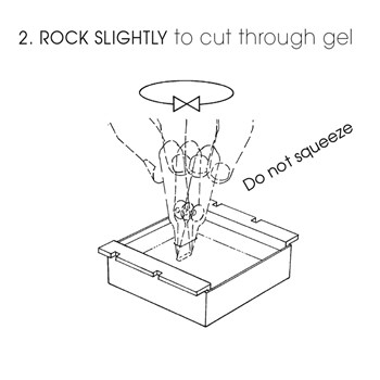 x-tracta Disposable Gel Tool Instructions 2