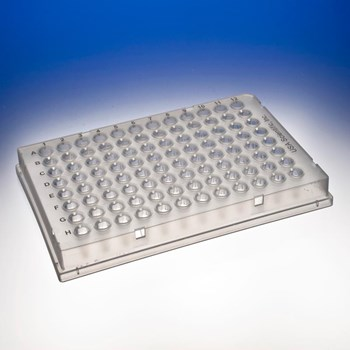 TempPlate Full-Skirted 96-Well PCR Plate, Natural