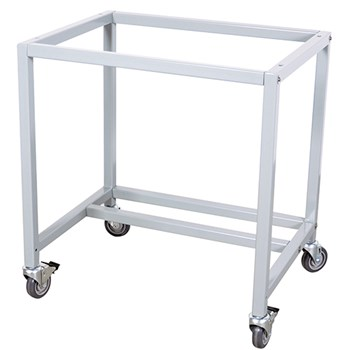 Epoxy-Coated Steel Support Cart