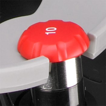 ErgoOne Volume Button, 10 µL, Red