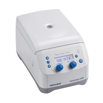 Eppendorf Centrifuge 5425, Rotary Knobs, Lid Closed