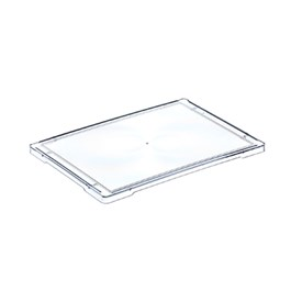 Low Profile PS Lid for Multiple Well Plates