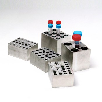 Dry block selection for the 2-Position Thermal-Lok Dry Bath