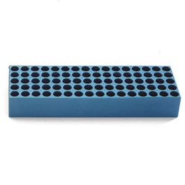 Aluminum Block, 80×1.5 mL Tubes