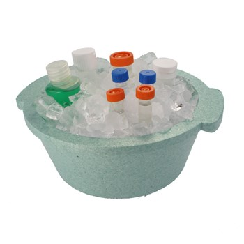 Two Liter Ice Bucket, Green