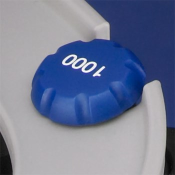 ErgoOne Volume Button,  1000 µL, Blue