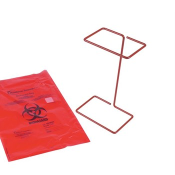 Biohazard Disposal Bag Holder