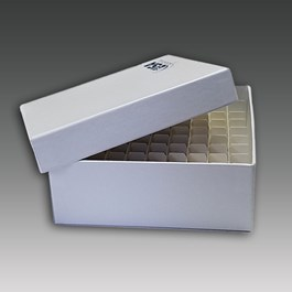 81-place Cardboard Box with Shallow Lid
