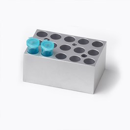 Mini Dry Bath Block for 1.5 Tubes