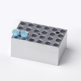 Mini Dry Bath Block for 0.5 mL Tubes