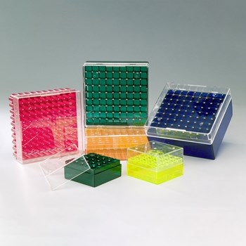 Polycarbonate Cryo Storage Boxes