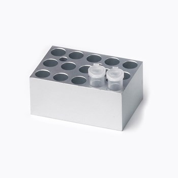 Mini Dry Bath Block for 1.5 and 2.0 mL Tubes