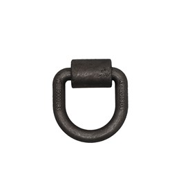 "Kinedyne 3/4"" Weld-On Heavy-Duty D-Ring Anchor"