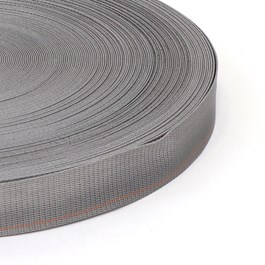 "Bulk 2"" K-FORCE Silver Grey Logistic Polyester Web"