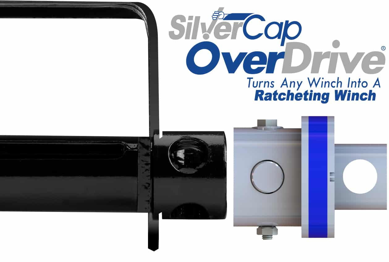 NEW & IMPROVED OverDrive Ratchet Cap