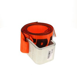 "X-Treme 4"" x 5' Roll-On/Roll-Off Container Strap"