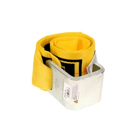 "4"" x 5' Roll-On/Roll-Off Container Strap"