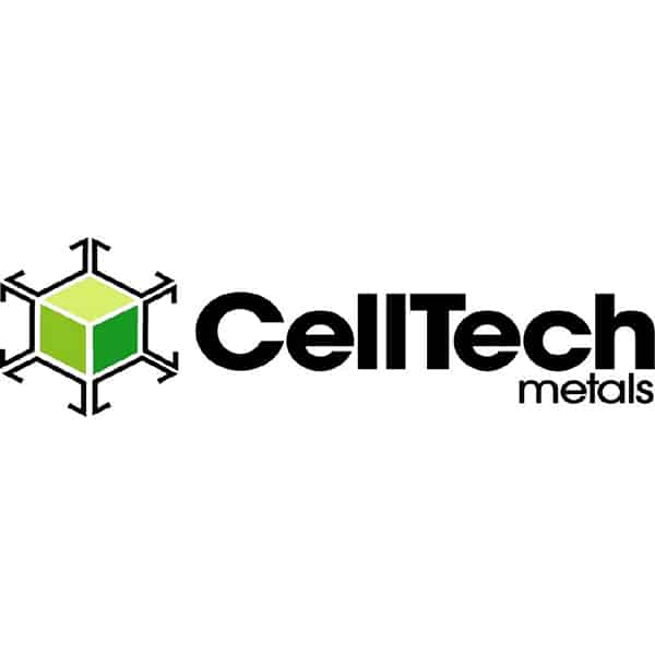 Partnership with CellTech Metals