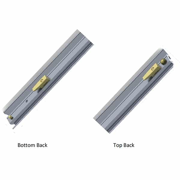 FASTRACK (TM) - Lift-a-Deck Conversion Track