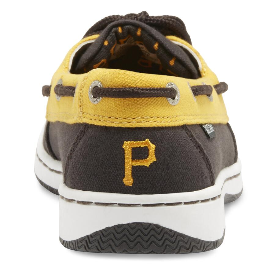 Women's Sunset MLB Pittsburgh Pirates Canvas Boat