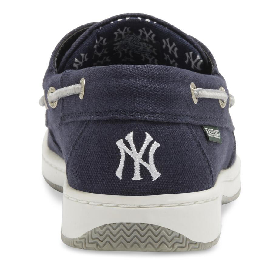 Women's Solstice MLB New York Yankees Canvas Boat