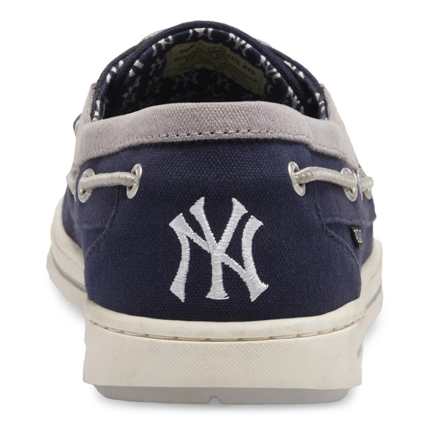 Men's Adventure MLB New York Yankees Canvas Boat S