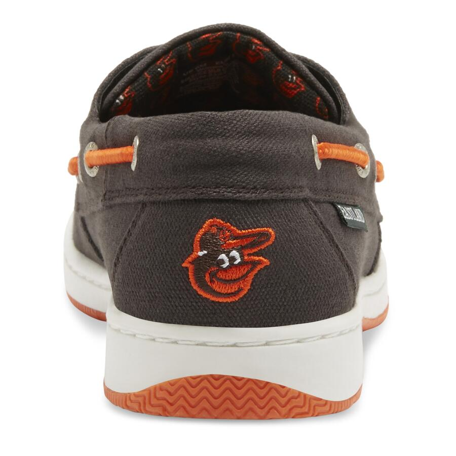 Women's Solstice MLB Baltimore Orioles Canvas Boat
