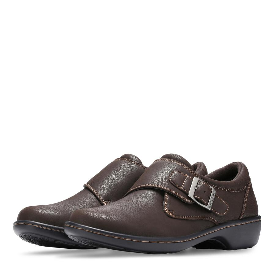 Women's Sherri Monk Strap Slip On view 5
