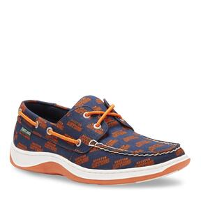 Men's Summer MLB Houston Astros Canvas Boat Shoe v