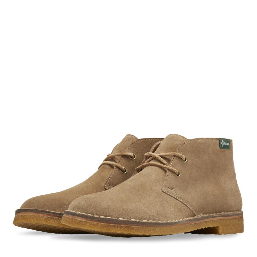 Men's Hull 1955 Crepe Sole Oxford view 5