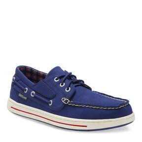 Men's Adventure MLB Chicago Cubs Canvas Boat Shoe