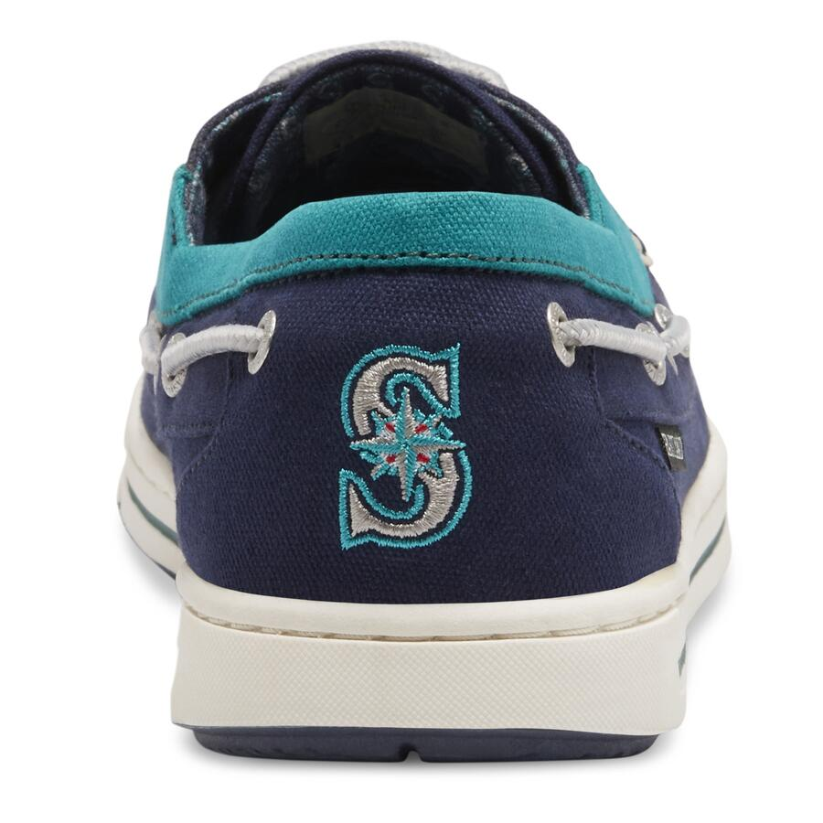 Men's Adventure MLB Seattle Mariners Canvas Boat S