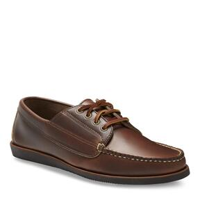 Men's Falmouth USA Camp Moc view 1 Brown