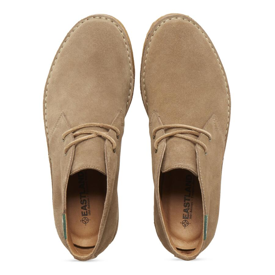 Men's Hull 1955 Crepe Sole Oxford view 4