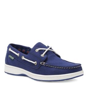 Women's Solstice MLB Chicago Cubs Canvas Boat Shoe