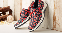 MLB Summer Boat Shoe Boston Red Sox